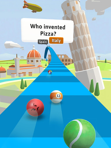 Trivia Race 3D - Roll & Answer screenshots 6
