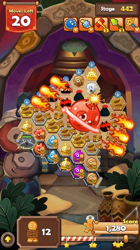 Monster Busters: Hexa Blast  screenshots 17