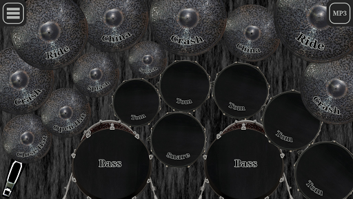 Drum kit metal apkmartins screenshots 1