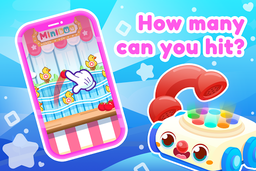 Baby Carphone Toy Kids game | games for kids  screenshots 15