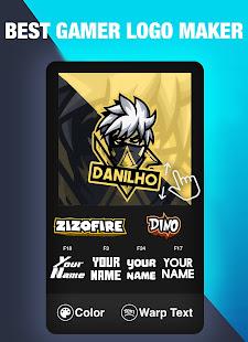 Logo Esport Maker - Create Gaming Logo with Name 0.5 Screenshots 7