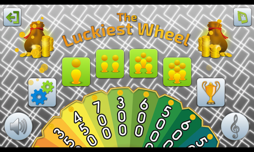 The Luckiest Wheel 4.1.2.2 screenshots 1