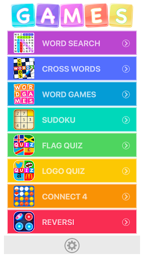 Puzzle book - Words & Number Games 2.7 screenshots 1