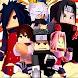 New Ninja Anime Heroes Konoha For McPe