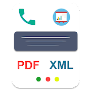 Call Log Backup & Restore (XML) with & PDF Reports
