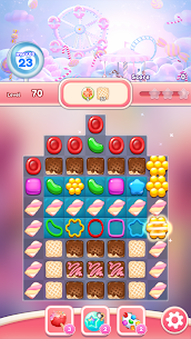 Candy Go Round – #1 Free Candy Puzzle Match 3 Game  (MOD, Unlimited Money) 5