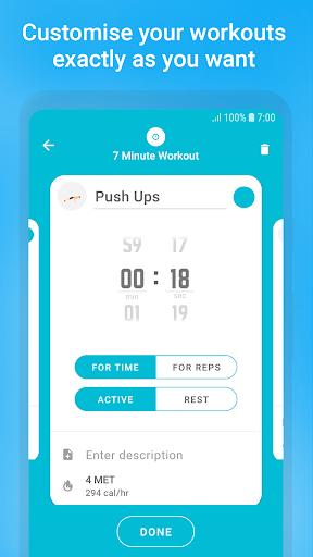 Exercise Timer apktram screenshots 3