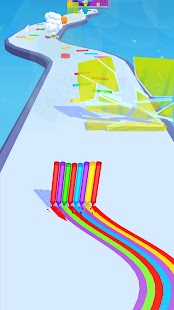 Pencil Rush 3D Screenshot