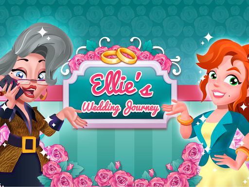 Ellie's Wedding Dash: A Wedding Game & Shop Bridal apkslow screenshots 12