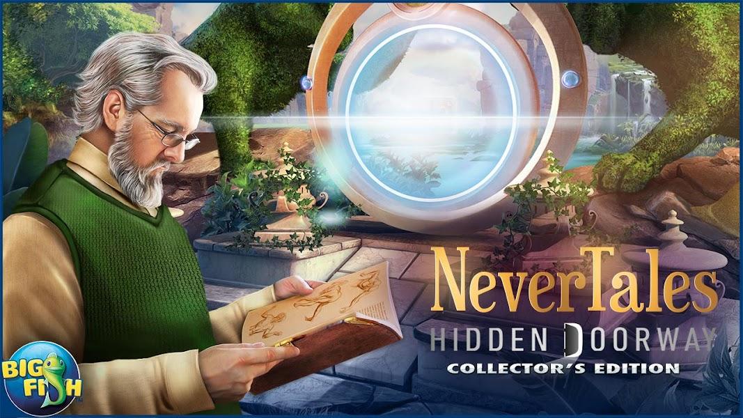 Hidden Objects - Nevertales: Hidden Doorway