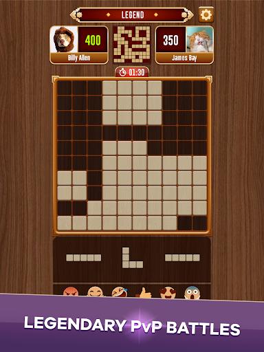 Woody Battle Block Puzzle Dual PvP 3.1.0 Pc-softi 11