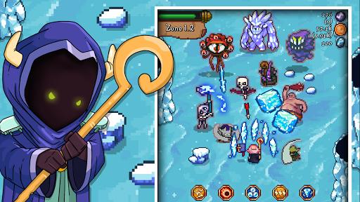 Tap Wizard: Idle Magic Quest 3.1.8 screenshots 8