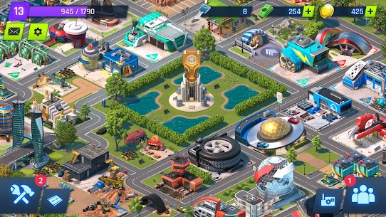 Overdrive City:Car Tycoon Game 6