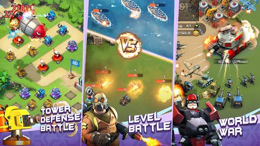 Top Defense:Merge Wars 1.0.57 screenshots 18