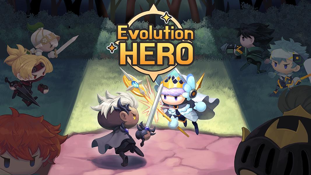 Evolution Hero - Idle RPG