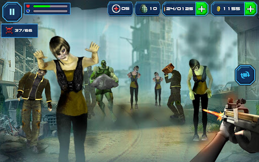 Zombie Trigger u2013 Undead Strike 2.6 screenshots 2