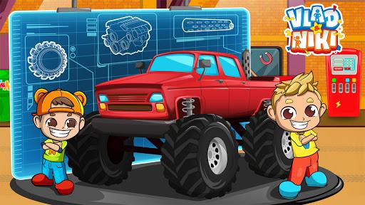 Monster Truck Vlad & Niki 1.0.3 screenshots 2