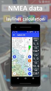 SailGrib Weather Routing Free