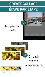 Photo Mix + Photo Collage Capture d'écran