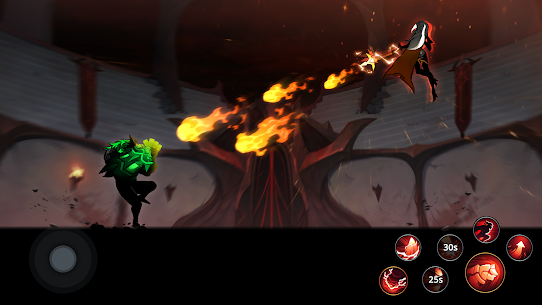 Shadow Knight MOD APK (God Mode) free on Android 8