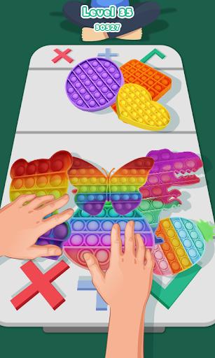 Fidget Toys 3D: Pop it Antistress 3D Puppet Games screenshots 13