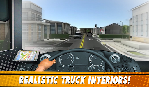 Euro Truck Simulator 2 : Cargo Truck Games 1.9 Screenshots 11