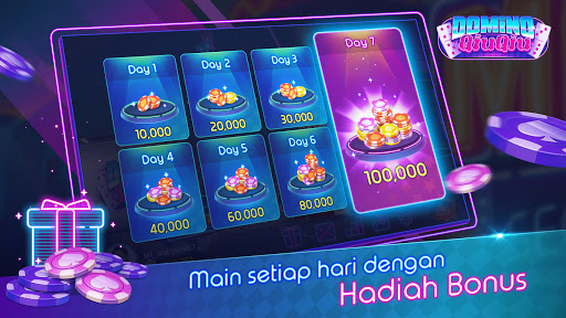 Domino Qiuqiu 3D ZingPlay - Poker QQ 99 Terbaik apkdebit screenshots 12