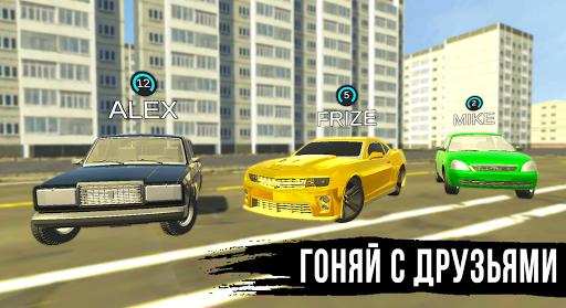 Driving simulator: Online 0.9 screenshots 2