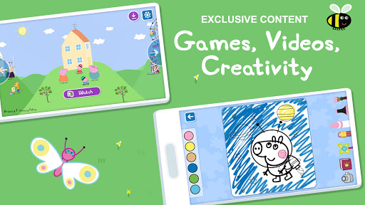 World of Peppa Pig u2013 Kids Learning Games & Videos 3.4.0 screenshots 2