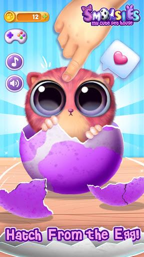 Smolsies - My Cute Pet House 5.0.142 Screenshots 7