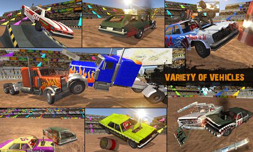 Demolition Derby Car Crash Stunt Racing Games 2021 3.0 Screenshots 7
