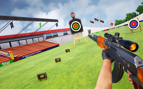 3D Shooting Games: Real Bottle Shooting Free Games 1