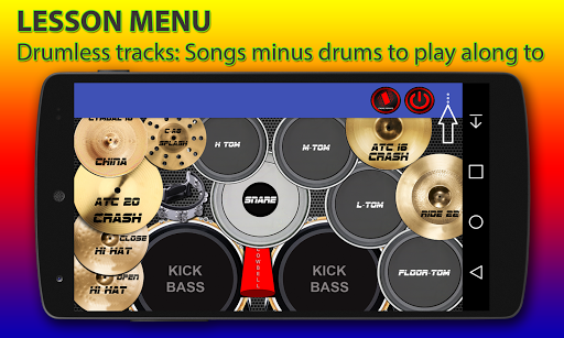 Drum kit 4.5.0218 screenshots 1