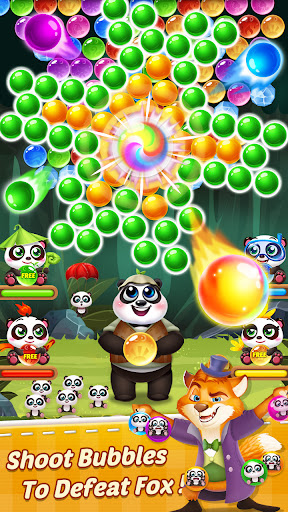 Bubble Shooter Panda 1.0.38 screenshots 3