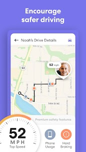 Free Life360  Family Locator  GPS Tracker for Safety 4