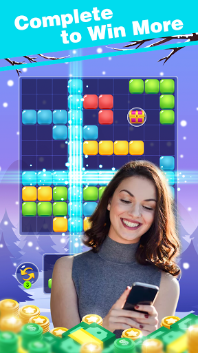 Block Puzzle Pro: Lucky Game  screenshots 6