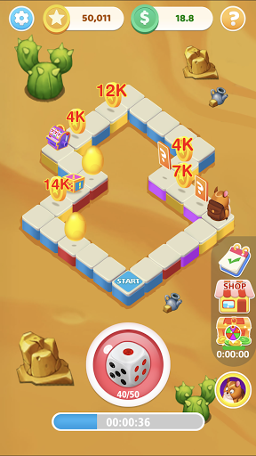 Happy Dice - Lucky Rolling 1.0.5 screenshots 6