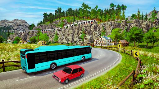 City Bus Games 3D u2013 Public Transport Bus Simulator screenshots 4