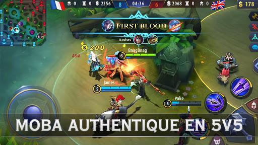 Code Triche Mobile Legends: Bang Bang (Astuce) APK MOD screenshots 1