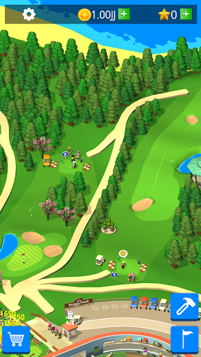 Idle Golf Club Manager Tycoon 0.9.0 screenshots 8