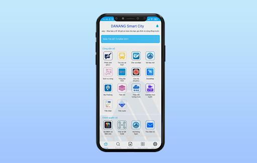 Danang Smart City android2mod screenshots 11
