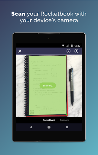 Rocketbook screenshots 7
