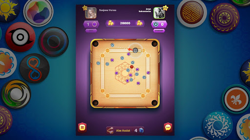 Carrom Friends : Carrom Board & Pool Game 1.0.31 screenshots 7