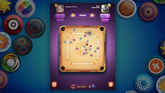 Carrom Friends : Carrom Board & Pool Game 1.0.33 Screenshots 7