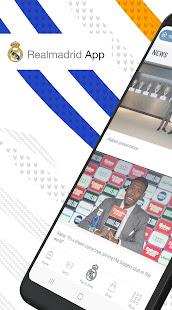 Real Madrid App 8.2.3 Screenshots 1
