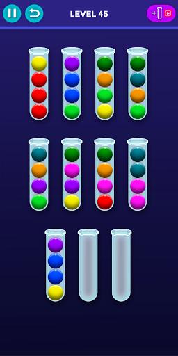 Ball Sort Puzzle - Sorting Puzzle Games  screenshots 4