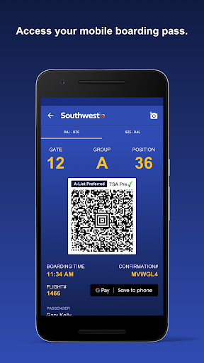 Southwest Airlines  Screenshots 3