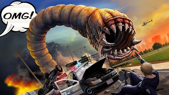 Death Worm Mod Apk (Unlimited Money) 5