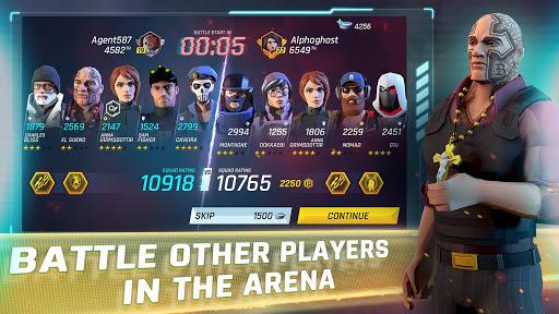 Tom Clancy's Elite Squad - Military RPG 1.4.5 screenshots 4