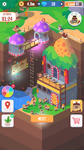 Idle Digging Tycoon MOD (Unlimited Money) 5